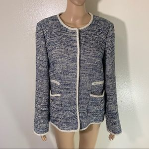 Rebecca Taylor Tweed Jacket 14